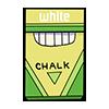 Thumbnail popup white chalk