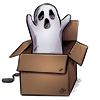 Thumbnail popup box ghost